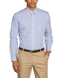Camisa de manga larga violeta claro de Brooks Brothers