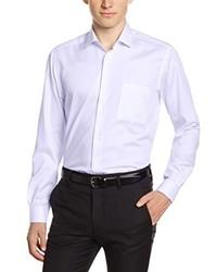 Camisa de Manga Larga Violeta Claro de Clarence