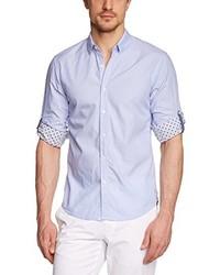 Camisa de manga larga violeta claro de Scotch & Soda
