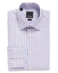 Camisa de vestir a cuadros original 10166497