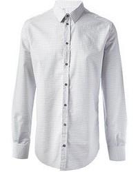 Camisa de vestir a lunares