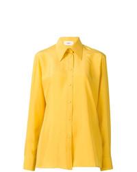 Camisa de vestir amarilla de Ports 1961