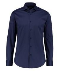 Camisa de Vestir Azul Marino de Tiger of Sweden