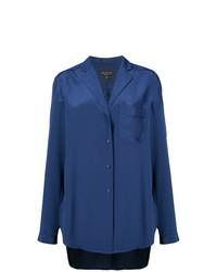 Camisa de vestir azul de Rag & Bone