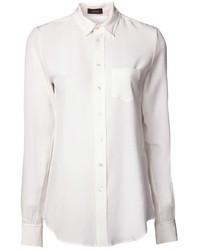 Camisa de vestir blanca original 1278501