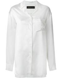 Camisa de Vestir Blanca de Alexandre Vauthier