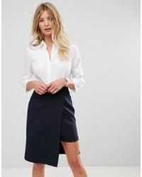 Camisa de vestir blanca de ASOS DESIGN