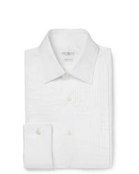 Camisa de vestir blanca de Brunello Cucinelli