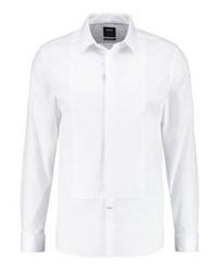 Camisa de Vestir Blanca de Burton Menswear London