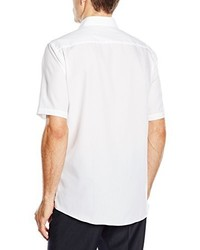 Camisa de vestir blanca de Casamoda