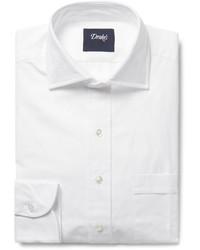 Camisa de vestir blanca de Drakes