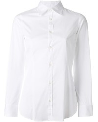 Camisa de vestir blanca de Dsquared2