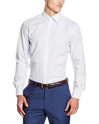 Camisa de vestir blanca de Eterna Mode GmbH