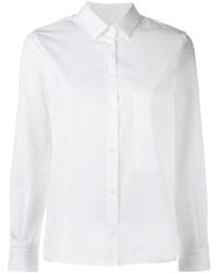 Camisa de vestir blanca de Golden Goose Deluxe Brand