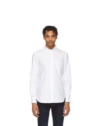 Camisa de vestir blanca de Officine Generale