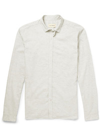 Camisa de vestir blanca de Oliver Spencer