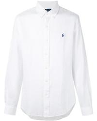 Camisa de vestir blanca de Ralph Lauren