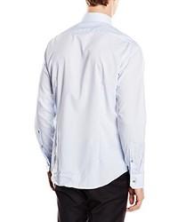 Camisa de vestir blanca de Schwarze Rose