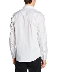 Camisa de vestir blanca de Selected Homme