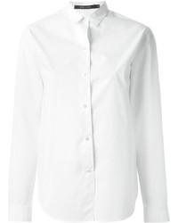 Camisa de Vestir Blanca de Sofie D'hoore