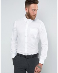 Camisa de Vestir Blanca de Ted Baker