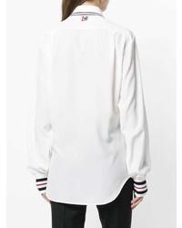 Camisa de vestir blanca de Thom Browne