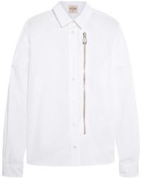 Camisa de vestir blanca de Tod's