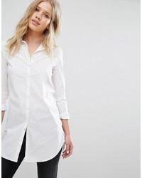 Camisa de Vestir Blanca de Tommy Hilfiger