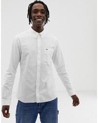 Camisa de vestir blanca de Tommy Jeans
