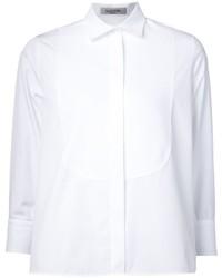 Camisa de vestir blanca de Valentino