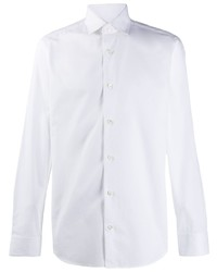 Camisa de vestir blanca de Z Zegna