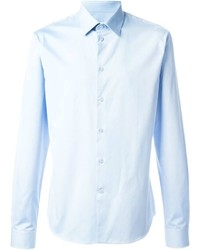 Camisa de Vestir Celeste de Givenchy