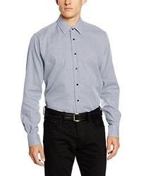 Camisa de vestir celeste de Karl Lagerfeld