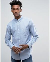 De Comprar Moda Lacoste Para Camisa Hombres Vestir Una Celeste qxqBAzEO