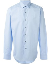 Camisa de Vestir Celeste de Lanvin