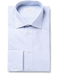 Camisa de vestir celeste de Richard James