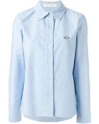 Camisa de vestir celeste de See by Chloe