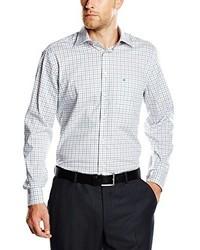 Camisa de vestir celeste de Seidensticker
