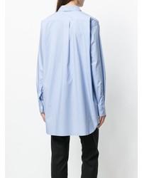 Camisa de vestir celeste de Sofie D'hoore