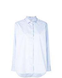 Camisa de Vestir Celeste de Totême