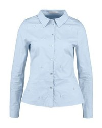 Camisa de Vestir Celeste de Vila