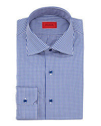 Camisa de vestir de cuadro vichy original 358929