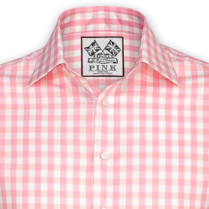 CAMISAS - Camisas Thomas Pink 5IUMwiIt7
