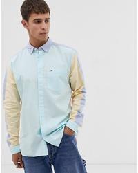Camisa de vestir en multicolor de Tommy Jeans