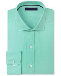Camisa de vestir en verde menta