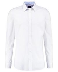 Camisa de Vestir Estampada Blanca de s.Oliver BLACK LABEL