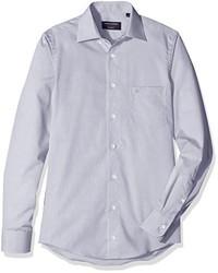Camisa de vestir gris de Casamoda