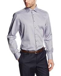 Camisa de vestir gris de LERROS