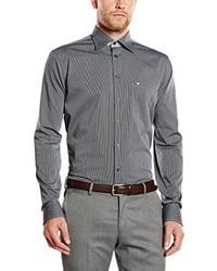 Camisa de vestir gris de Seidensticker