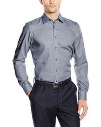 Camisa de vestir gris de Venti